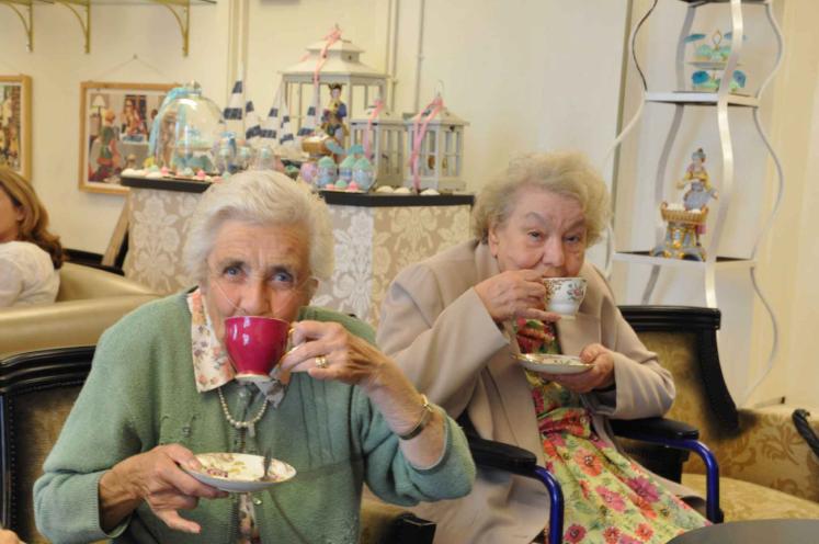 Older-guests